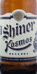 Shiner Kosmos